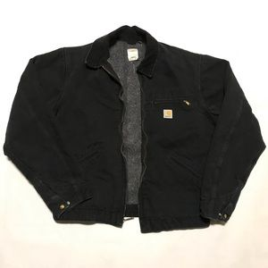Vintage Carhartt quilt Lined Canvas Work Jacket